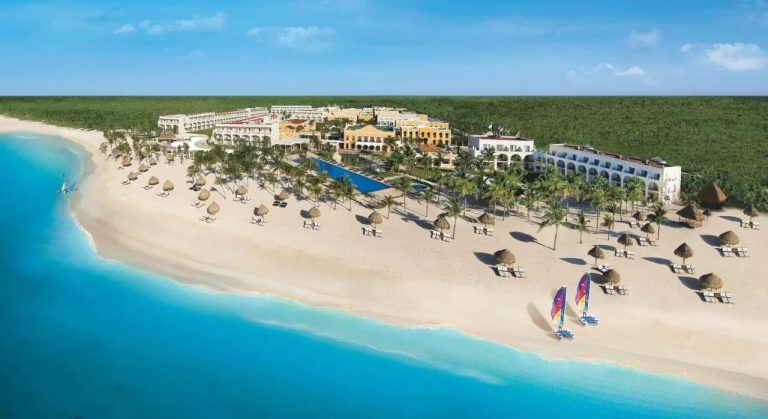 {Casando no Caribe} Dreams Tulum Resort & Spa