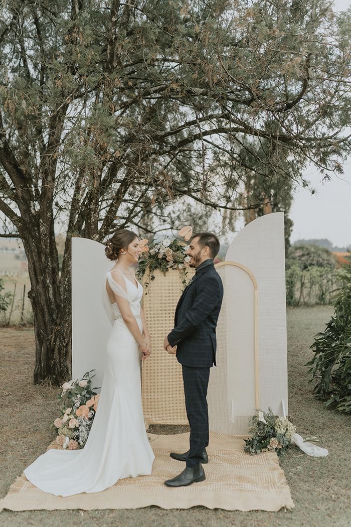 {Editorial Casamento à Dois} Ellopement wedding estilo Hygge na Fazenda e Haras São Bento, vem conhecer!
