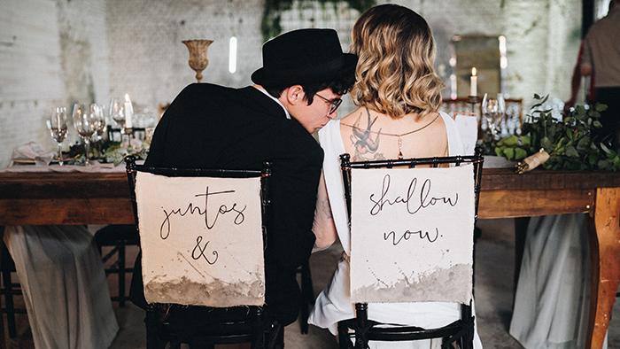 {Editorial New is Coming} Uma linda inspiração para um romântico Industrial Wedding