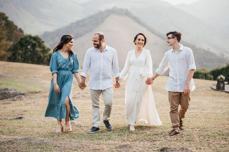 Tarde leve e descontraída para celebrar bodas de Porcelana no Rio de Janeiro – Glaucéli & Anderson