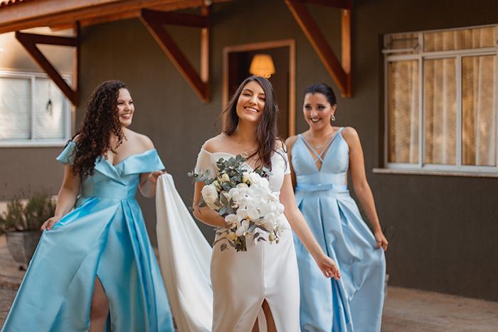 A essência de um casamento elegante e romântico num micro wedding em Curitiba – Rafaela & Vinicius
