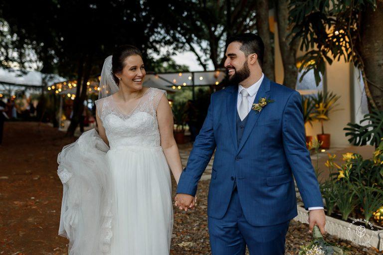 Casamento na igreja para celebrar o amor em tarde romântica no interior de São Paulo – Larissa & Carlos
