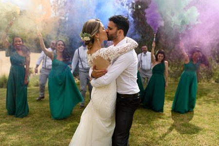 Destination wedding aconchegante em manhã ensolarada de Campos do Jordão – Maiara & Felipe
