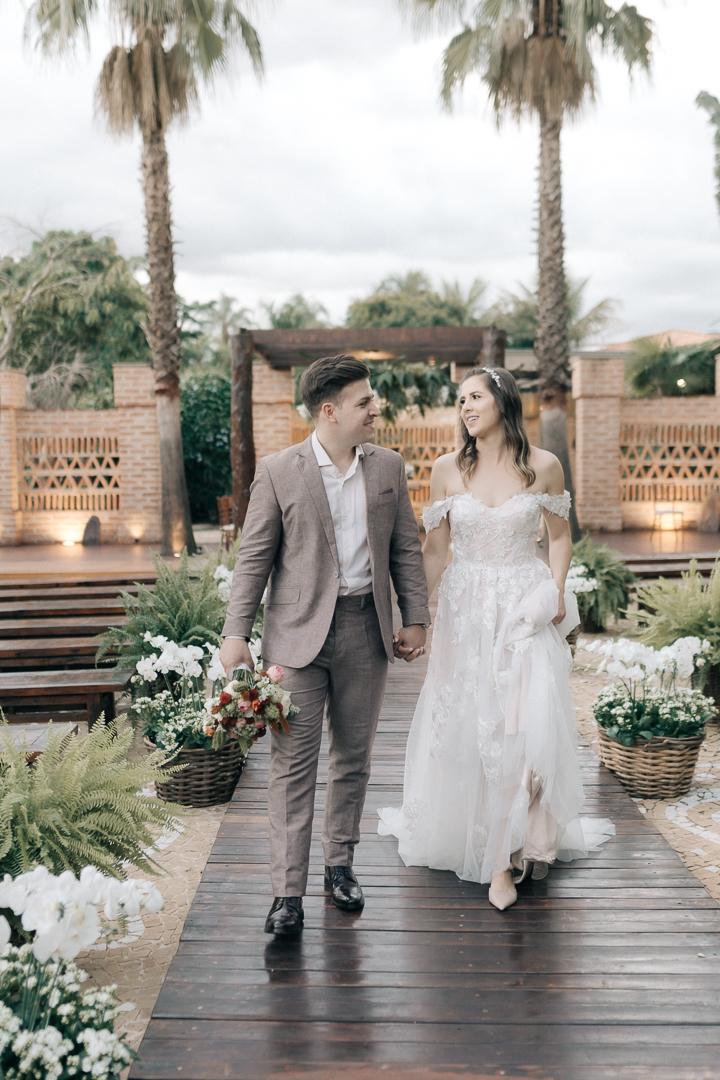Casamento rústico com cerimônia romântica no interior de São Paulo – Keilyn & Gabriel