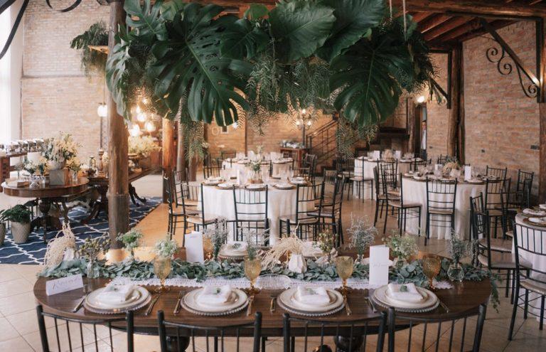 {Lápis Entrevista} Núbia Monteiro conta como fazer decoração de casamento sem flores