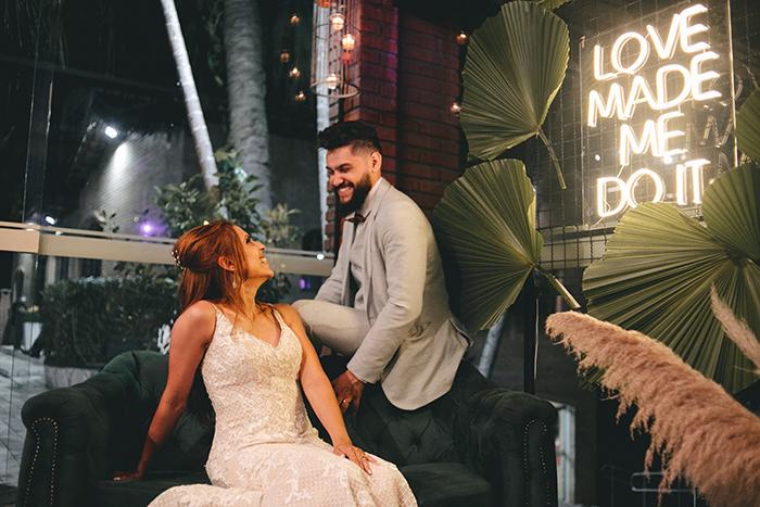 Casamento rústico em tarde ensolarada no interior de São Paulo – Agatha & Danilo