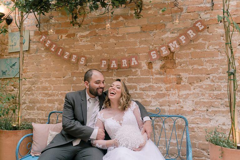 Micro Wedding romântico e charmoso em São Paulo – Priscilla & Luiz Alberto