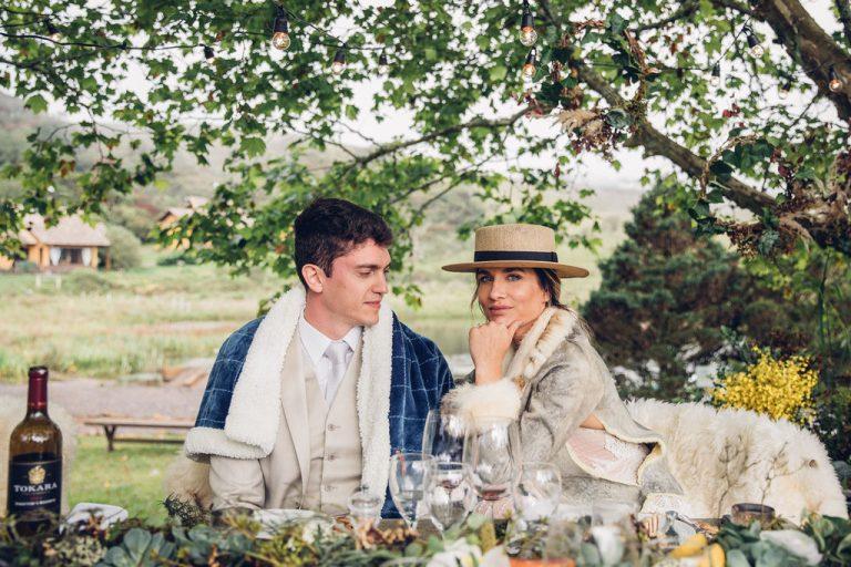 Elopement Wedding com vista indescritível na Serra Catarinense – Raphaela & Pedro