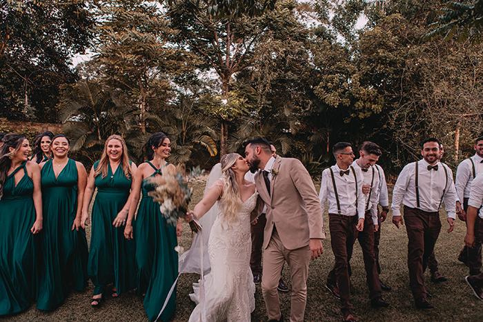 Casamento cheio de amor numa tarde emocionante no Rio de Janeiro – Brenda & Bruno