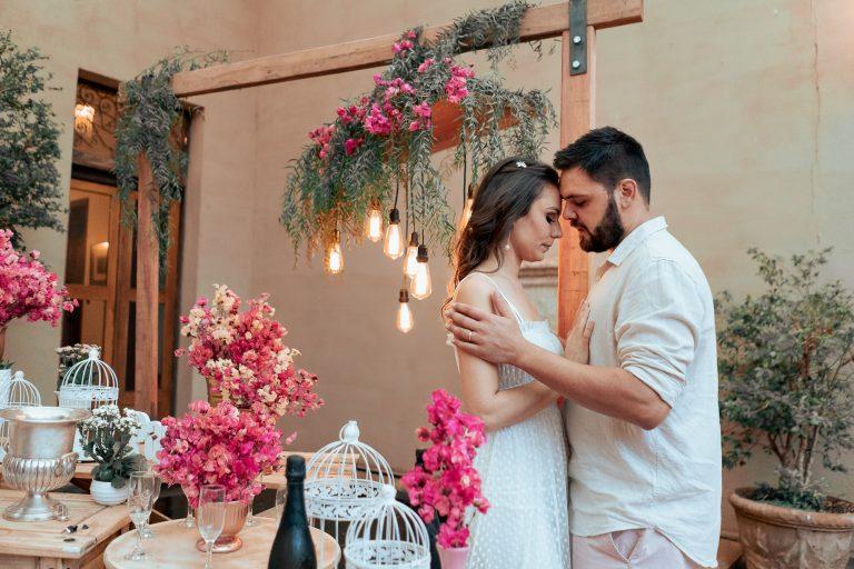 Casamento intimista em tarde descontraída no interior de São Paulo – Rafaela & Giovanni