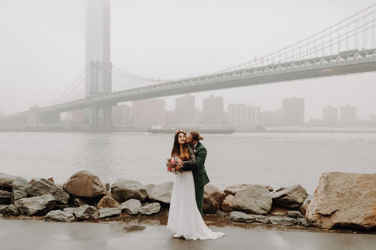 casamento a dois em nova york