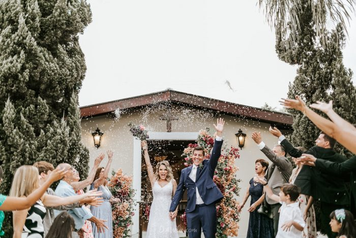 Renovação de votos intimista com ares de Toscana no Buffet Santa Felicidade – Ligia & Wendel
