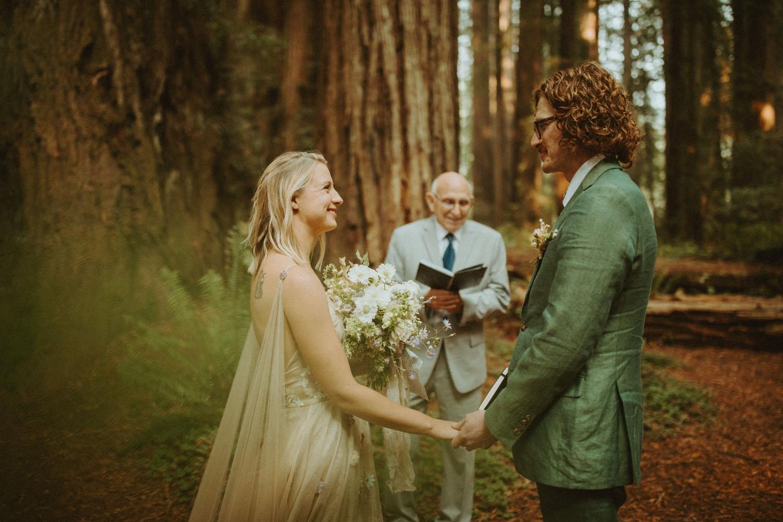 elopement wedding no campo