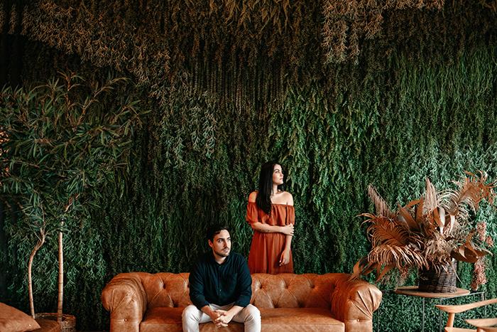 Ensaio pré wedding estilo industrial apaixonante e cheio de amor em São Paulo – Pérola & Vitor