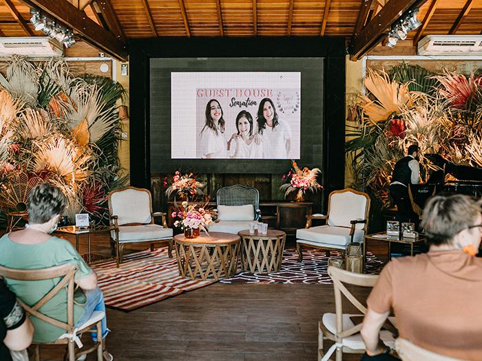 Guest House Sensation 2021: workshop para fornecedores de casamento em Santa Catarina