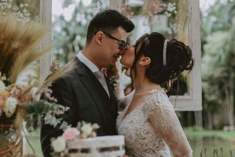 Casamento emocionante numa tarde encantadora e cheia de amor na Fazenda 7 Lagoas – Juliana & Guilherme