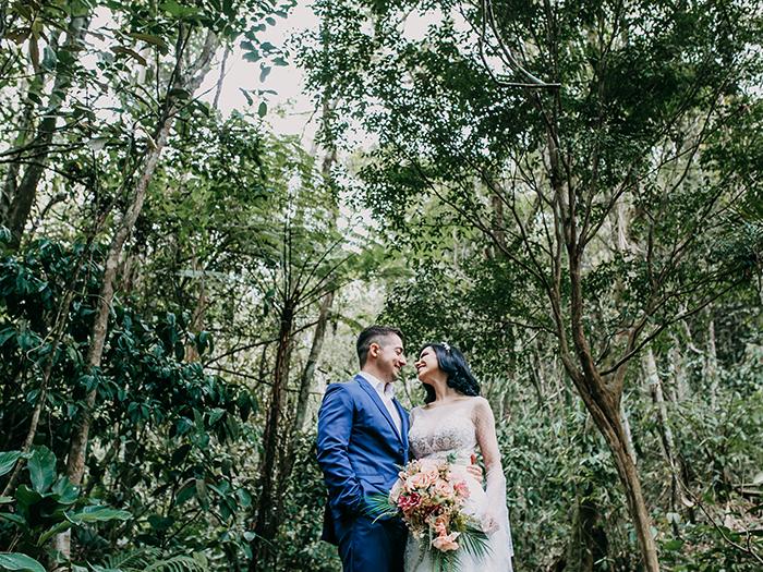 Ensaio pré-wedding com surpresa num cenário deslumbrante em Santa Catarina – Rúbia & Jonei