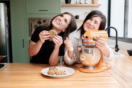 {Vida de Casada} Passo a passo para fazer cookies americanos dos deuses com a Batedeira KitchenAid Honey