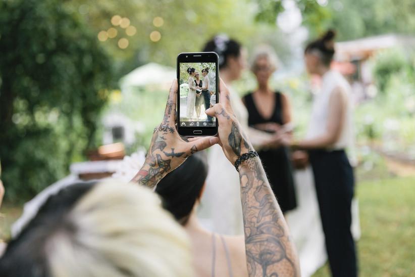 como fazer um casamento virtual