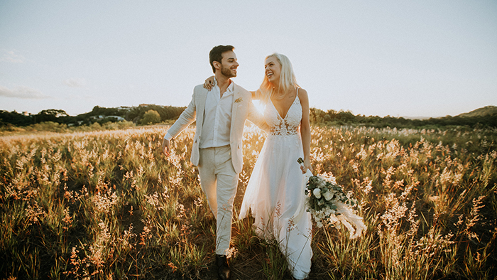Elopement Wedding leve e encantador em Santa Catarina – Débora & Pedro