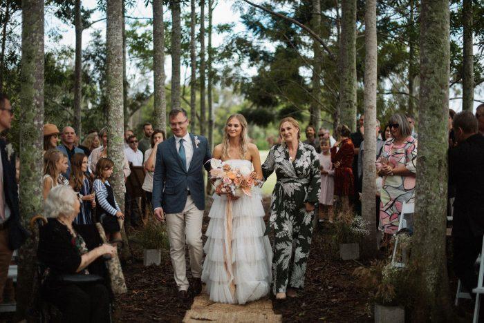 {Dicas Úteis} Cortejo de casamento: ordem de entrada e de saída na cerimônia de casamento
