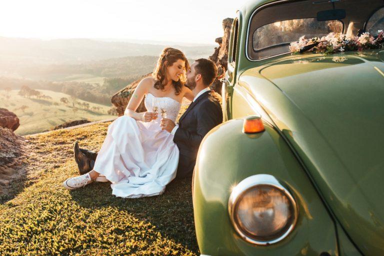 Elepoment Wedding cheio de personalidade numa paisagem deslumbrante no Paraná – Natália & João Victor