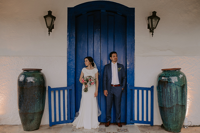 Casamento romântico e intimista cheio de amor em Mairiporã – Kelly & João