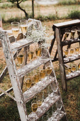 ideias de decoração de casamento rústico simples