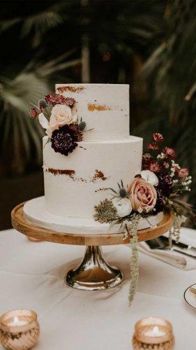 bolo para noivado simples