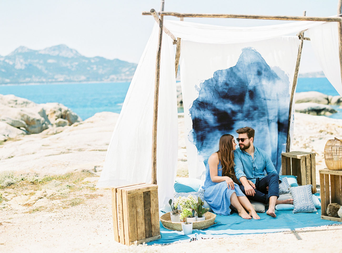 casamento intimista na praia