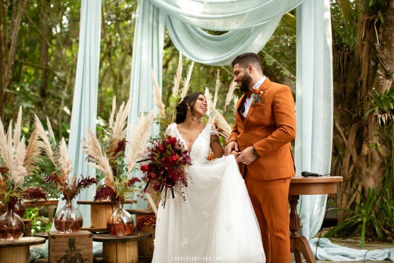 Casamento a dois boho com brunch na Casa Giardino – Bianca & Lucas