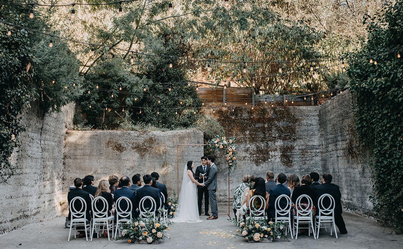 o que é casamento intimista