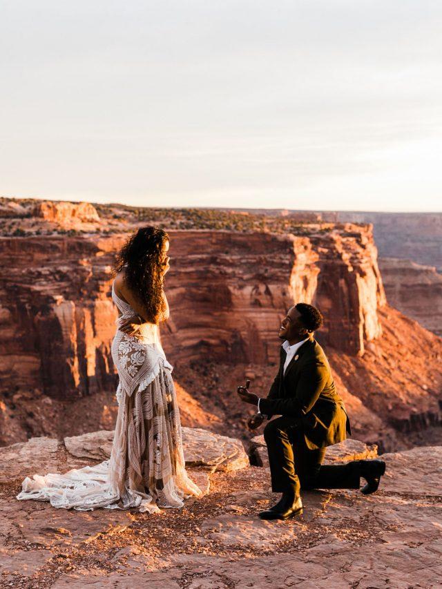 Como organizar um pedido de casamento?