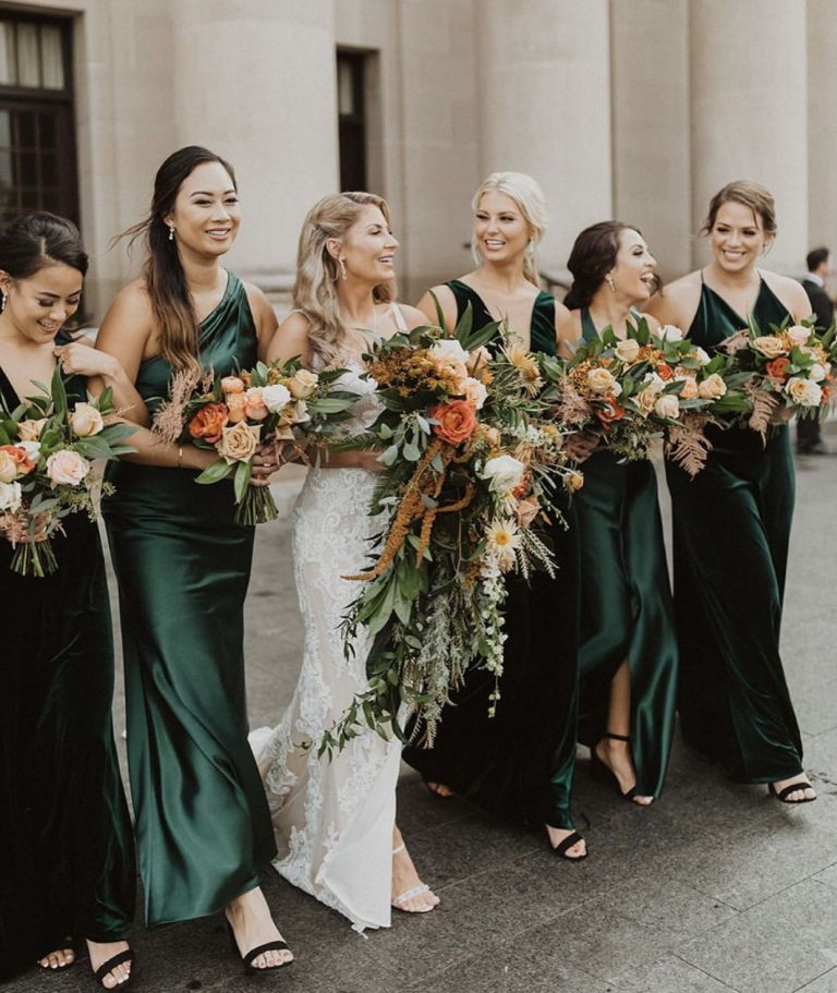Casamento verde: inspirações incríveis e dicas para usar essa cor no seu casamento