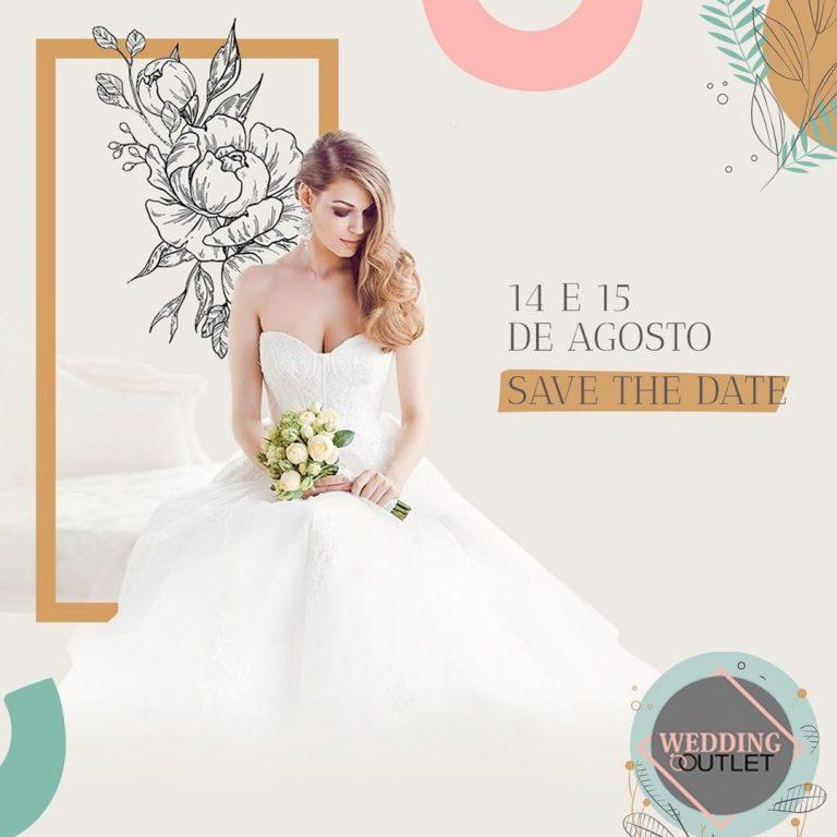 A edição 2021 da Wedding Outlet reúne os fornecedores incríveis de casamento