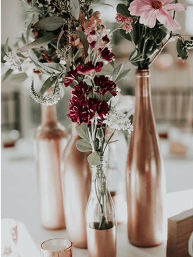 Decoração de Casamento Simples: 7 ideias para deixar sua festa linda