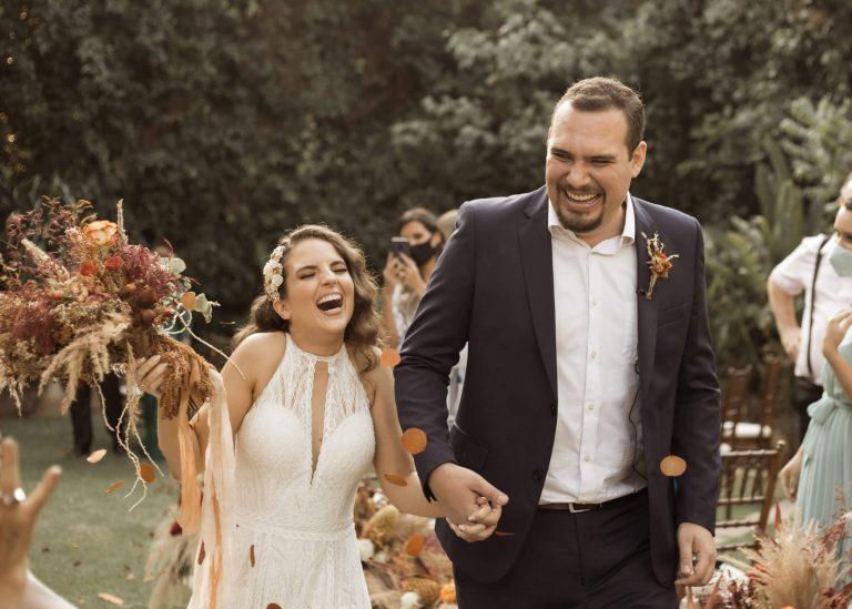 Casamento boho numa tarde cheia de amor e perfeita para dizer SIM no interior de São Paulo – Nancy & Vinicius