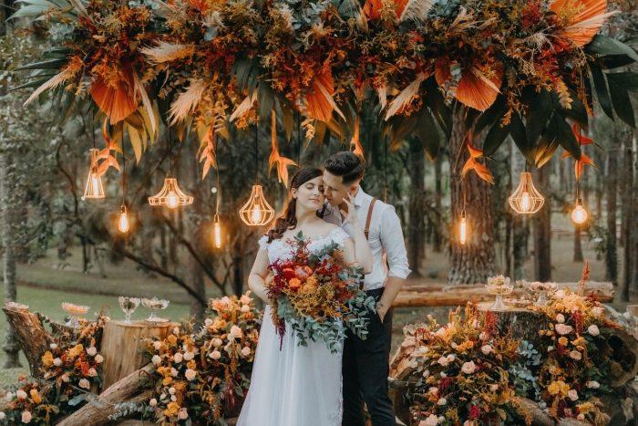 Casamento folk rústico numa tarde cheia de alegria e amor em São Paulo – Jessé & Luana