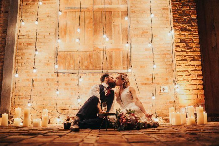 Casamento rústico cheio de personalidade numa tarde agradável em Minas Gerais – Ana & José