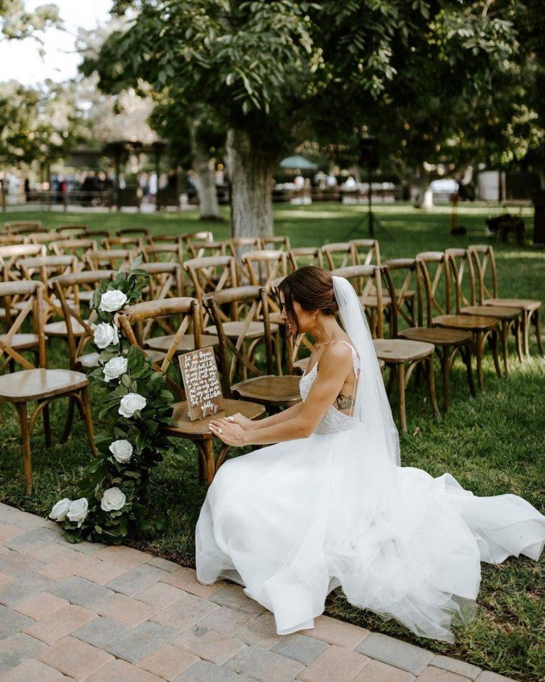 In memorian: tudo sobre como fazer uma homenagem póstuma no dia do casamento