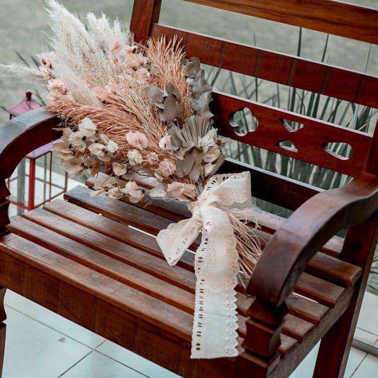 Bella Flor Decorações tira nossas dúvidas sobre buquê para casamento no campo