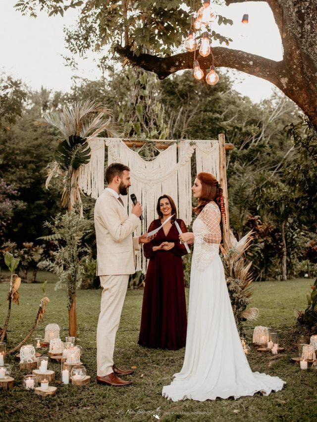 Celebrantes de casamento – Brasil