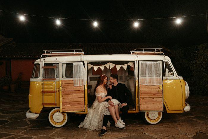 """Casamento industrial com toque romântico num belo jardim para dizer """"SIM"""" em Brasília – Milena & Diego"""