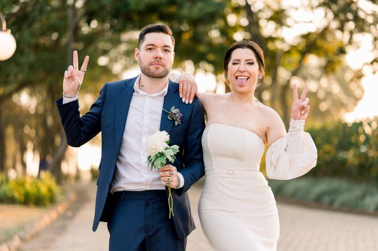 Micro wedding intimista numa tarde adorável e romântica em Itu – Andressa & Nasser