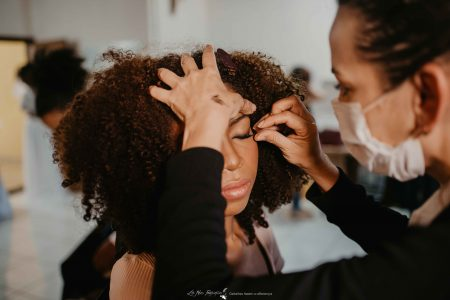 Lysa Martins makeup