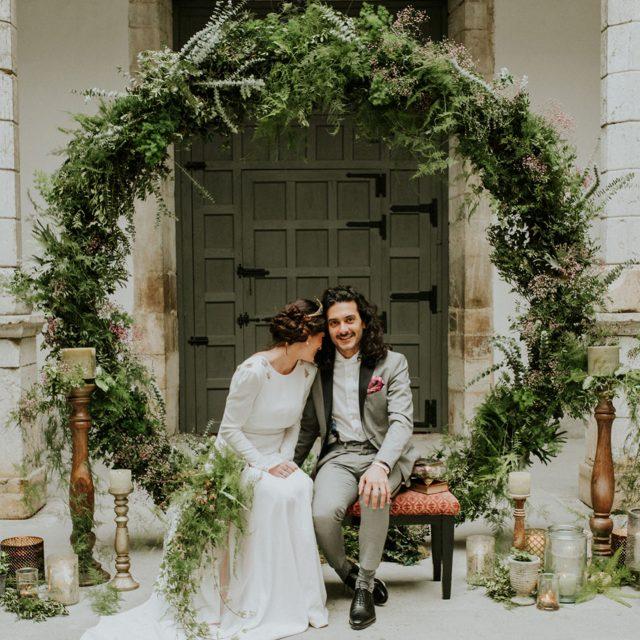 Greenery: como usar na decoração do seu casamento