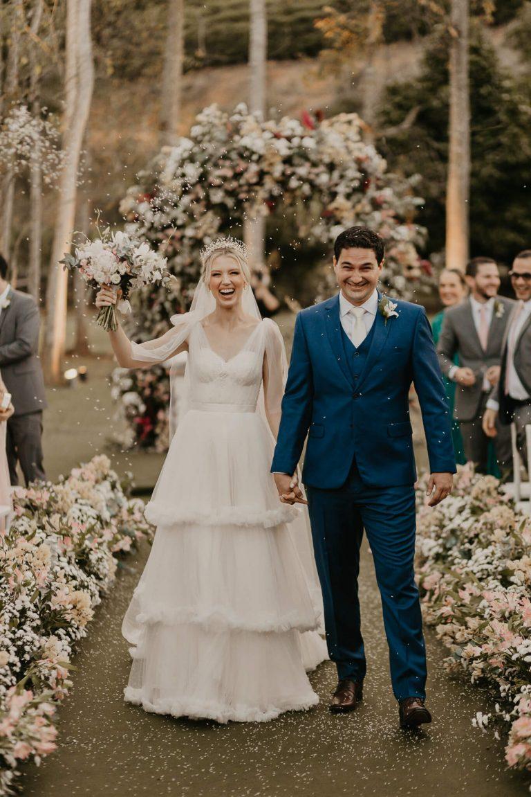 Casamento diurno muito romântico no Espirito Santo – Tássia & Leandro