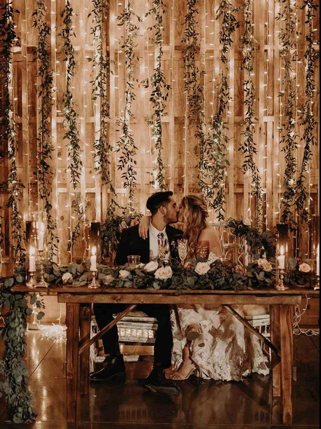 Casamentos noturnos: tudo o que você precisa saber