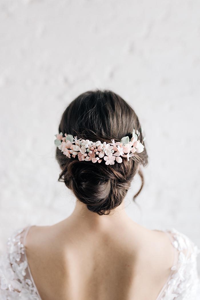 {Editorial Kalon} Atelier Alessandra Cazzaro apresenta sua nova coleção de acessórios em porcelana fria para noivas