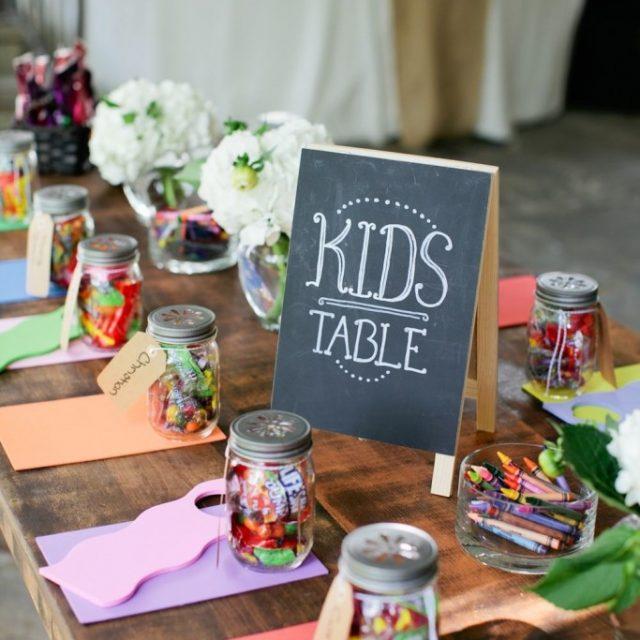 Espaço para crianças no seu casamento: saiba como criar um